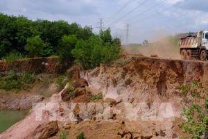 Báo động 'chảy máu' khoáng sản tại Bình Phước