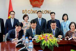 Bộ Công Thương ký kết hợp tác với nhà phân phối MM Mega Market Việt Nam