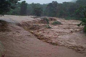 Mưa lớn kéo dài ở Đắk Nông gây sạt lở đất, vùi lấp gia đình 3 người