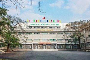 Điểm chuẩn Trường Đại học Nông lâm TP.HCM cao nhất 21,25