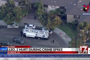 Mỹ: Đâm dao hàng loạt khiến 6 người thương vong