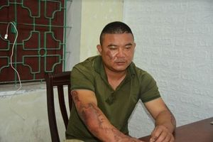 Nghệ An: Khởi tố tội giết người đối tượng đổ xăng đốt nhà khiến 5 người bị thương