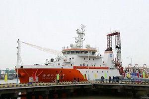 Trung Quốc đã rút nhóm tàu Hải Dương 8 khỏi vùng biển Việt Nam
