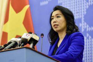 Việt Nam phản đối Trung Quốc đưa thông sai lệch về Biển Đông vào sách giáo khoa