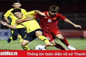 Việt Nam hạ Malaysia ở trận ra quân giải U18 Đông Nam Á