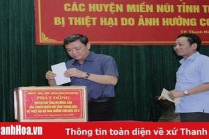 Ủy ban MTTQ TP Thanh Hóa phát động ủng hộ đồng bào các huyện miền núi bị lũ lụt