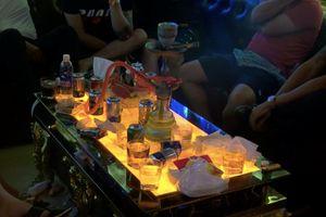 Gần 50 dân chơi tổ chức phê ma túy tập thể ở nhà hàng Lộc Phát 68