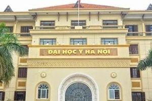 Điểm chuẩn Đại học Y Hà Nội 2019 chính thức