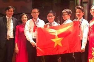 Việt Nam lọt vào top 5 cuộc thi Toán học trẻ quốc tế IMC 2019