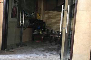Khởi tố đối tượng tưới 10 lít xăng đốt nhà 2 tầng ngay tại TP Vinh