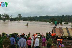Công điện khẩn về ứng phó nguy cơ vỡ đập hồ thủy điện Đăk Kar