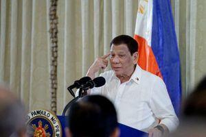 Tổng thống Duterte: Philippines không chấp nhận Trung Quốc sở hữu Biển Đông