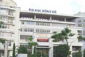 Sai phạm tại Trường ĐH Đông Đô: Bộ GD&ĐT có vô can?
