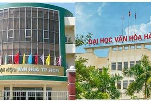 Điểm chuẩn trúng tuyển vào 2 trường Đại học Văn hóa Hà Nội và Đại học Văn hóa TP.HCM năm 2019
