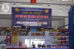 Vòng loại thi đấu đối kháng 'Đại hội võ lâm trẻ' 2019 chính thức khởi tranh