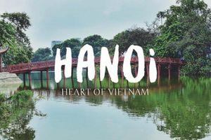 CNN phát sóng phim quảng bá du lịch Hà Nội