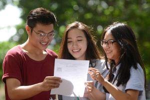 Điểm chuẩn ĐH Khoa học Xã hội và Nhân văn TP.HCM cao nhất là 25,5