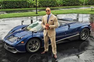 Bộ sưu tập xe của 'The Rock' - ngôi sao phim bom tấn 'Fast & Furious'