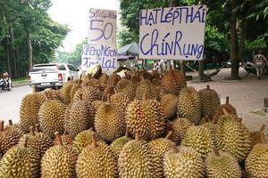 Hà Nội: Trái cây giá rẻ bán tràn lan trên phố, đâu là nguồn gốc xuất xứ?