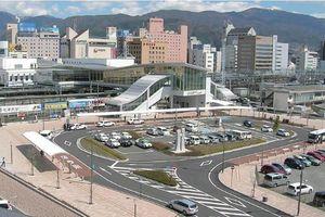 Kinh nghiệm xây dựng điểm trung chuyển giao thông từ Nhật Bản