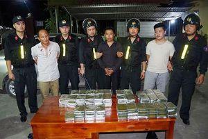 Phá đường dây ma túy 'khủng', thu 120 bánh heroin
