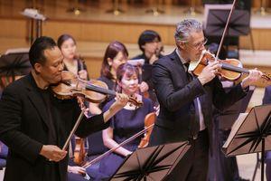 Việt Nam khó giành giải cao cuộc thi âm nhạc quốc tế trên sân nhà