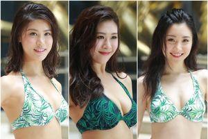 Những màn trình diễn bikini ấn tượng của thí sinh 'Hoa hậu Hồng Kông 2019'