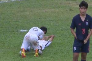 Thua Campuchia, bóng đá Thái Lan đang đà đi xuống
