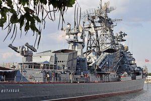 Hải quân Nga theo dõi tàu khu trục Mỹ trên Biển Đen