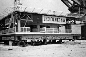Giàn DK1 cắm mốc chủ quyền biển đảo Việt Nam