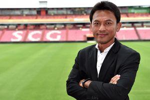 Cựu ngôi sao HAGL ứng cử trợ lý HLV Thái Lan