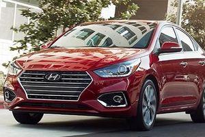 Ô tô Hyundai hot bán chạy nhất tháng 7/2018: Hơn 1,6 nghìn người mua Accent 426 triệu