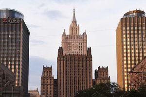 Bộ Ngoại giao Nga triệu tập Tham tán Đại sứ quán Mỹ