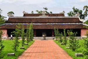 Huế: Sau chùa Từ Hiếu đến chùa Quốc Ân bị hạ giải trùng tu