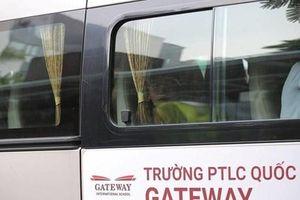 Siết quản lý xe hợp đồng sau vụ học sinh trường Gateway tử vong