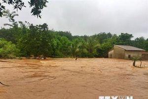 Thủy điện Đắk Ka gặp sự cố, nguy cơ vỡ đập cận kề