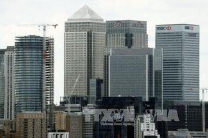 Kinh tế Anh đứng trước nguy cơ rơi vào suy thoái