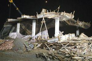 Vụ sập giàn giáo ở Hải Phòng: Cây xăng xây dựng trái phép bất chấp lệnh cấm