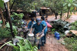 Sẵn sàng sơ tán khẩn cấp 300 hộ dân nếu vỡ đập thủy điện Đăk Kar