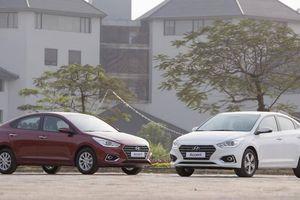 Hyundai Accent liên tiếp đứng đầu bảng doanh số của TC MOTOR