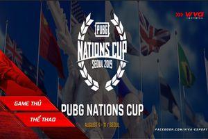'World Cup' dành cho PUBG chuẩn bị khởi tranh. Việt Nam được đặt nhiều kì vọng.