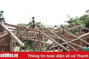 Huyện Mường Lát: Nỗ lực khắc phục hậu quả sau mưa lũ