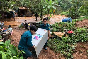 Di dời 5.000 người dân trước nguy cơ vỡ đập thủy điện Đắk Kar