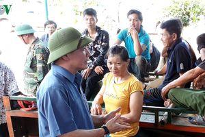 Đắk Lắk khẩn trương cứu trợ người dân vùng lũ Ea Súp