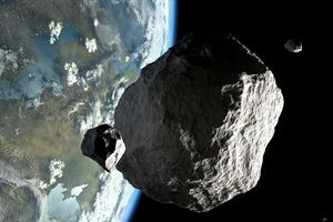 Video mô phỏng Trái Đất sắp 'chạm mặt' với một tiểu hành tinh