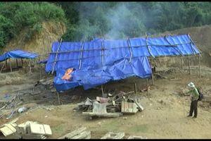Điều tra vụ tai nạn chết người ở bãi vàng Phước Sơn, Quảng Nam