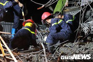 Nạn nhân thoát nạn kể phút giàn giáo cây xăng đổ sập khiến 8 người thương vong ở Hải Phòng