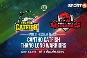 Thang Long Warriors và quyền tự quyết trước Cantho Catfish