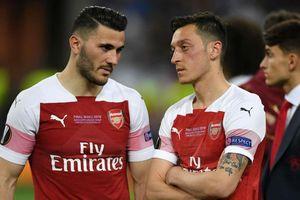 Arsenal tiếp tục sứt mẻ lực lượng trước ngày khai mạc mùa giải mới