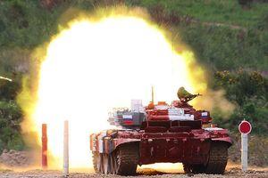 T-72B3, 'ngựa chiến' dũng mãnh của đội tăng Việt Nam tại Tank Biathlon